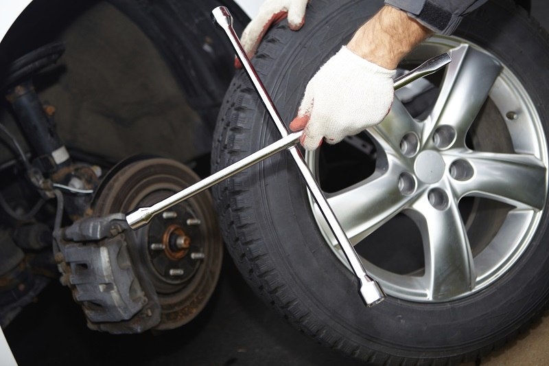 Oil Change and Tire Installation starting from $99.95