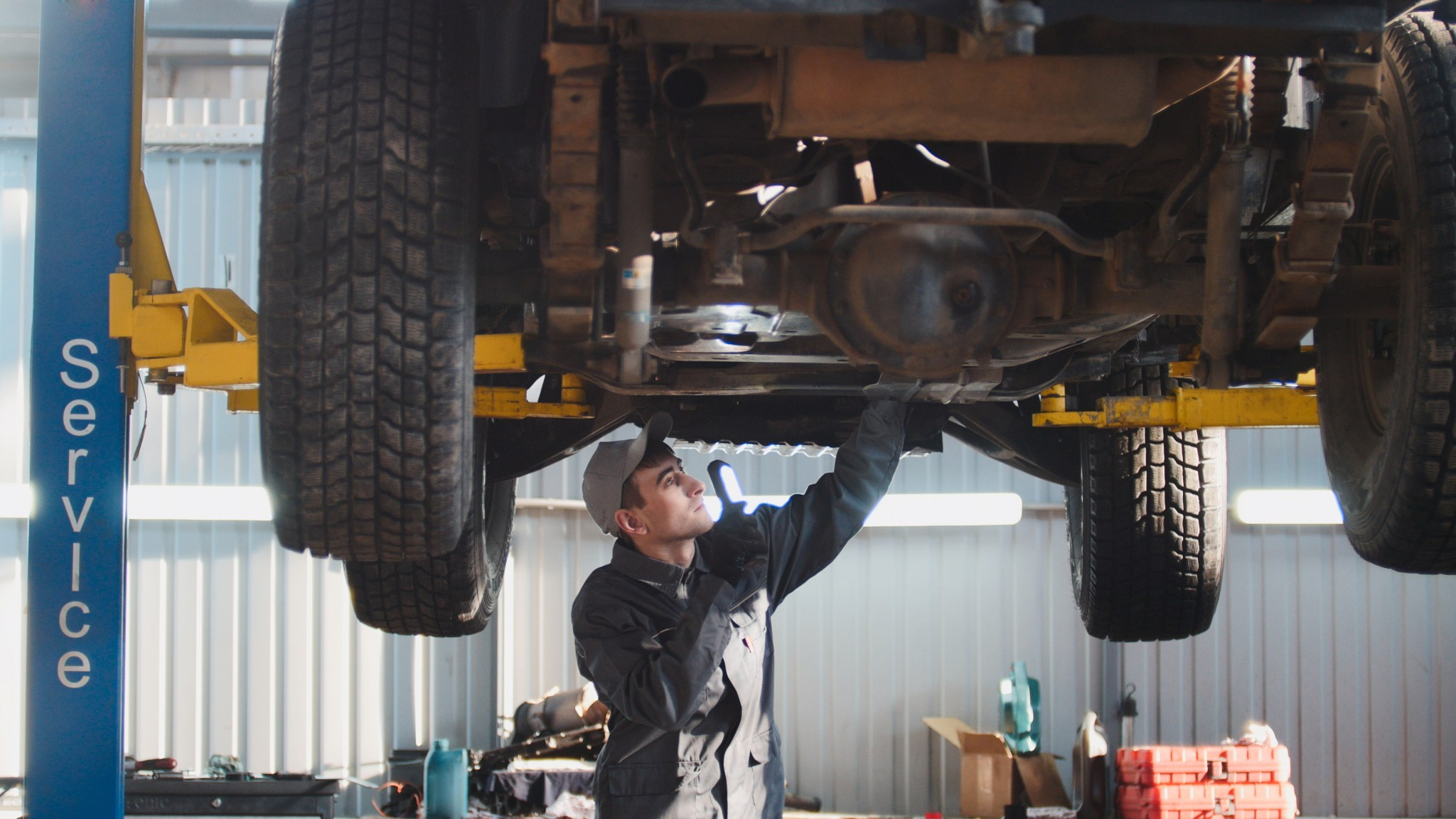 Semi Annual Vehicle Inspection from $89.95